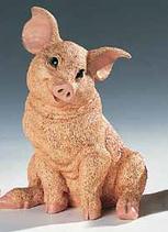 RIF222 Schwein Figur