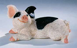 RIF220PN Schwein Figur