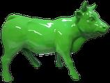 RISAA001 Kuh Figur grün