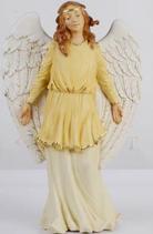 RIF574 Krippefigur Engel 40 cm groß 2021