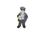 RIPO53 Kapitän Figur mit Bierglas