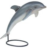 RII56 Delfin Figur lebensgroß