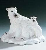 RIF330 Eisbär Figur