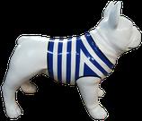 RISBA001 Bulldogge Hundefigur
