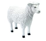 122040 Schaf Figur steht groß