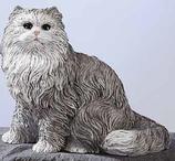 RIF231G Katze Figur