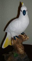 25020 Kakadu Figur