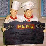 RIPO02 Koch Figur Tafel
