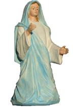 RIC195 Krippe Maria Figur groß fast lebensgroß