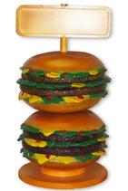 RIIHA007 Hamburger Figur