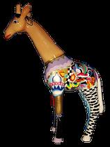 RISCD001B Giraffe Figur bunt