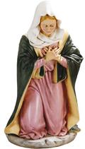 RIF580 Krippefigur groß Maria 110 cm groß 2021