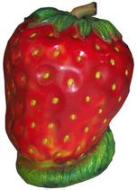 RI22A6 Erdbeere Werbefigur