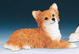 RIF349M Chihuahua Welpe Hund Figur