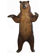 RIA668A Bär Figur lebensgroß