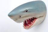 13105 Hai Haikopf Figur lebensgroß