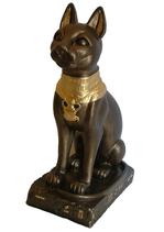 RIC288 Ägyptische Figur Basket Katze