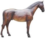 RI10A53 Pferde Figur lebensgroß
