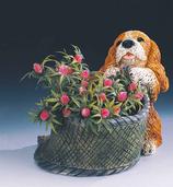 RIF384PM Cocker Spaniel Hund Figur