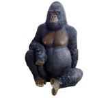 134210 Gorilla Figur lebensgroß Bruce