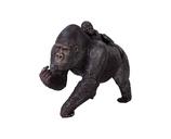 RIA409 Gorilla Figur lebensgroß