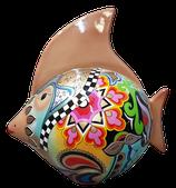 RISF002A Fisch Figur bunt