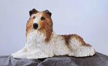 RIF166 Collie Hund Figur