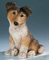 RIF248PM Collie Welpe Hund Figur
