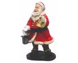 RIA51 Weihnachtsmann Figur für Weihnachten