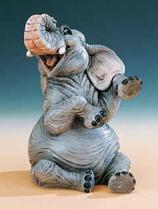 RIF116 Elefant Figur
