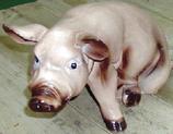RIZD13 Schwein Figur