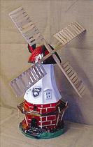 RIBD03 Windmühle Figur