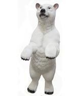 RIA632C Eisbär Figur lebensgroß