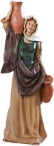RIF570 Krippefigur Frau mit Krug 40 cm groß 2021