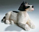RIF326PN Jack Russel Welpe Hund Figur