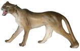 RI4D6 Puma Figur lebensgroß