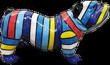 RISBA005 Bulldogge Hundefigur