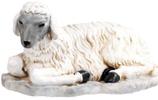 RIF590 Krippefigur groß Schaf 110 cm groß 2021
