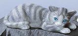 RIF228G Katze Figur