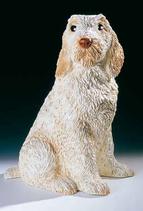 RIF369 Griffon Hund Figur