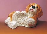 RIF358 Cocker Spaniel Hund Figur