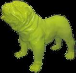 RISBA004 Bulldogge Hundefigur