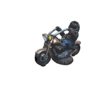 110010 Mauly Figur Motorrad