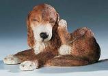 RIF249PM Irish Setter Welpe Hund Figur