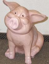 RIZD01 Schwein Figur