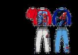 Completo tuta Spiderman