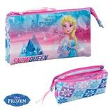 1 Frozen Fourre-tout triple 22x12x3 Cod. 231257