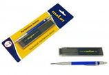 1 Portemines métallique 2 mm + tube mines Cod. 225017