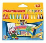 12 Plastidecor enfants Cod. 146169