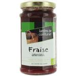 6 Préparation de fruits BIO fraise pot 260g
